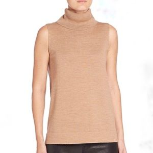 BCBGMaxAzria Kalis backless turtleneck